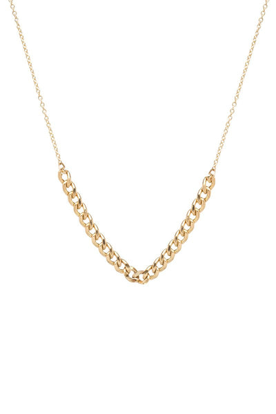 Zoë Chicco, Curb Chain Necklace