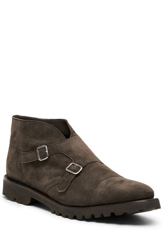 Monk Strap Ankle Boot