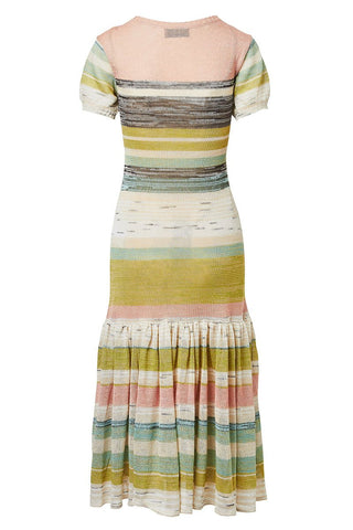 Missoni, Striped Knit Dress