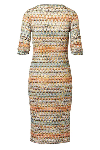Missoni, Ruched Sleeve Knit Dress