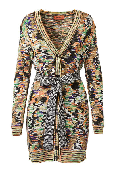 Missoni, Long Knit Cardigan