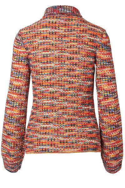 Missoni, Rainbow Knit Turtleneck