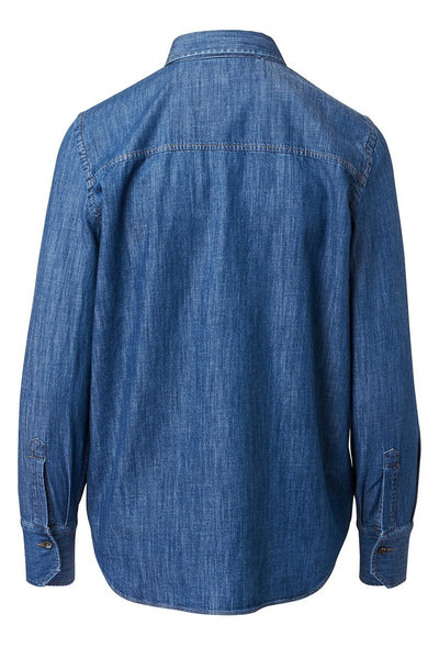 Brunello Cucinelli, Denim Shirt