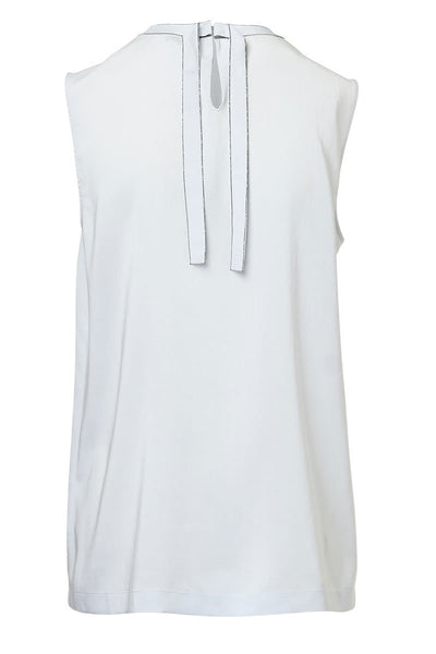 Brunello Cucinelli, Monili Silk Tank
