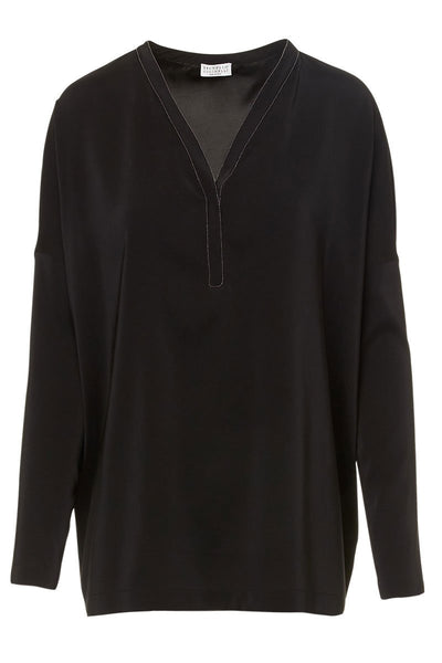 Brunello Cucinelli, Silk Blouse