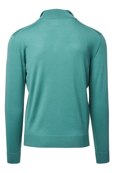 Isaia, Half-Zip Sweater