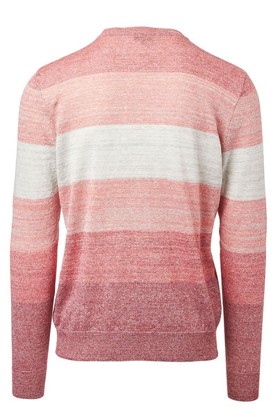 Isaia, Degrade Stripe Sweater