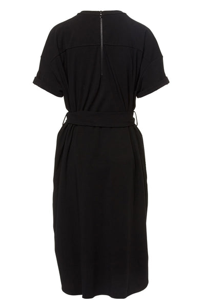 Brunello Cucinelli, Belted T-Shirt Dress