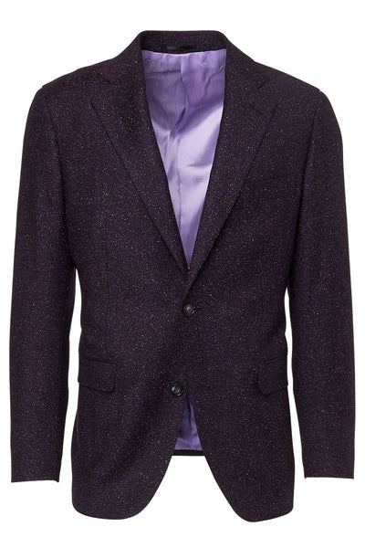 Atelier Munro, Speckled Herringbone Jacket