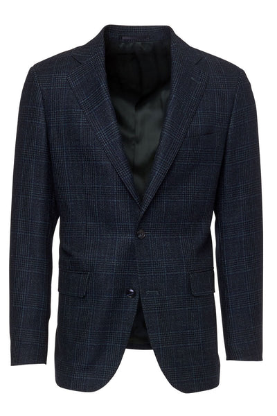 Atelier Munro, Subtle Plaid Jacket
