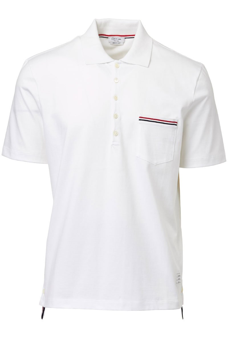 Thom Browne, Pocket Polo
