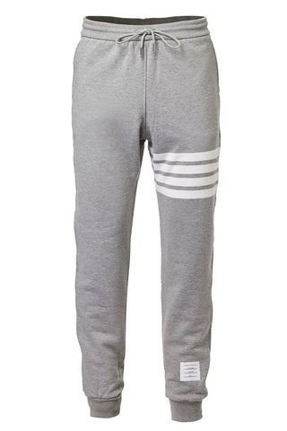 Thom Browne, Contrast Stripe Sweatpants