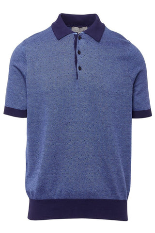 Canali, Soft Knitted Polo