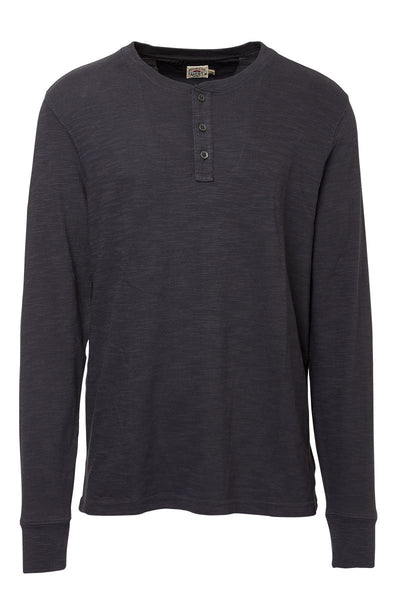 Faherty, Slub Cotton Henley