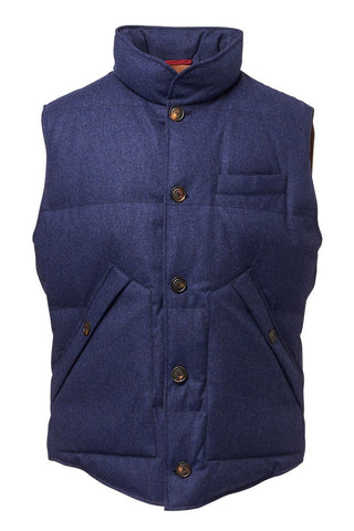 Brunello Cucinelli, Down Vest