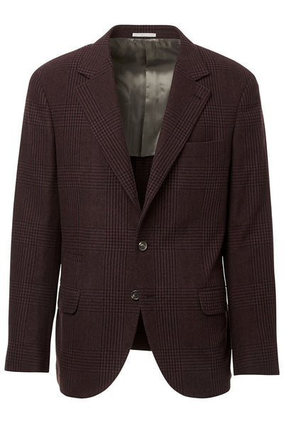 Brunello Cucinelli, Checked Sportcoat