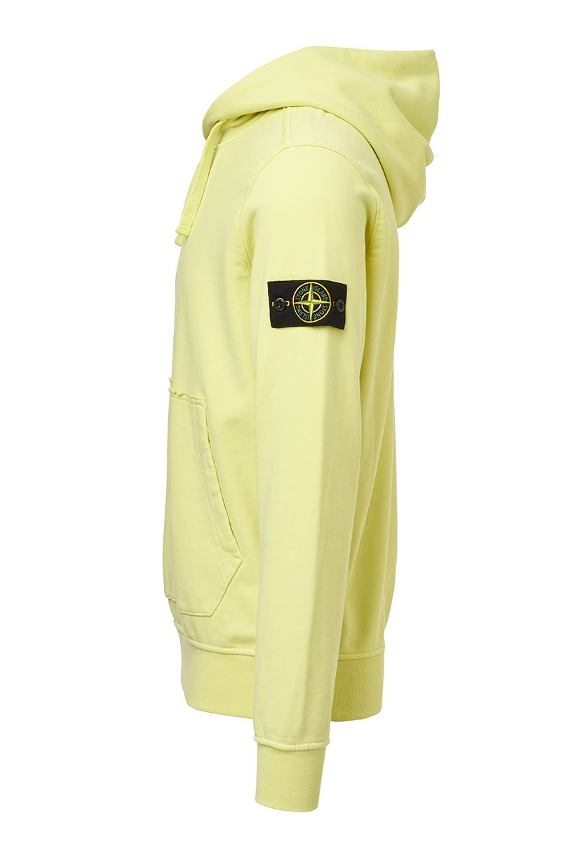 Stone Island, Hooded Sweatshirt