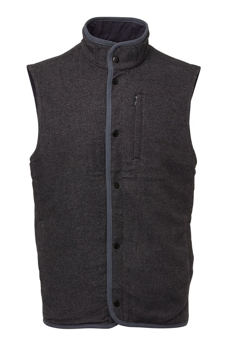 Faherty, Reversible Vest