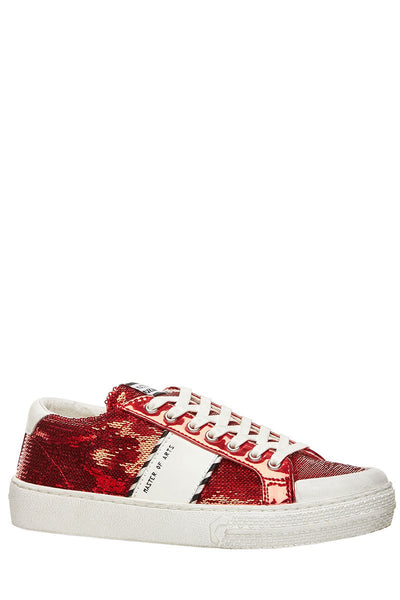 Master of Arts, Sequin Park Sneakers