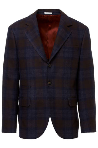 Madras Plaid Sportcoat