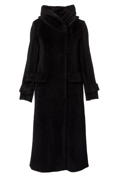 Maison Lener, Long Cocon Coat