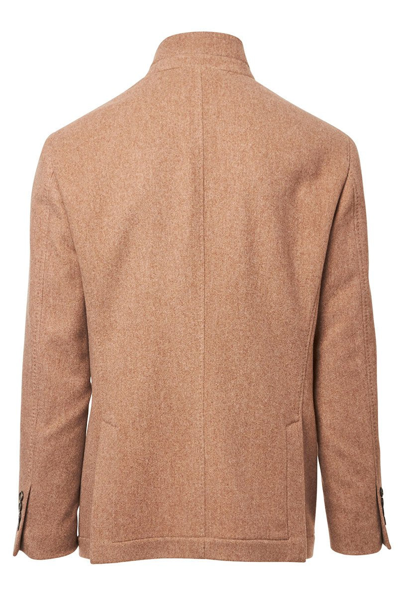 Cashmere Outerwear Jacket