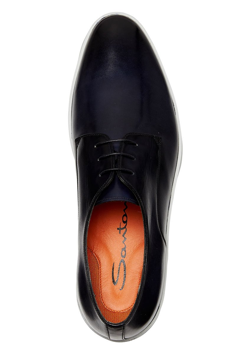 Santoni, Doyle Casual Lace Up Sneakers