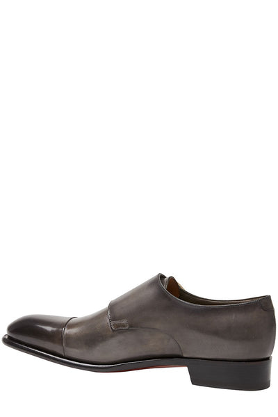 Santoni, Ira Double-Monk Shoes