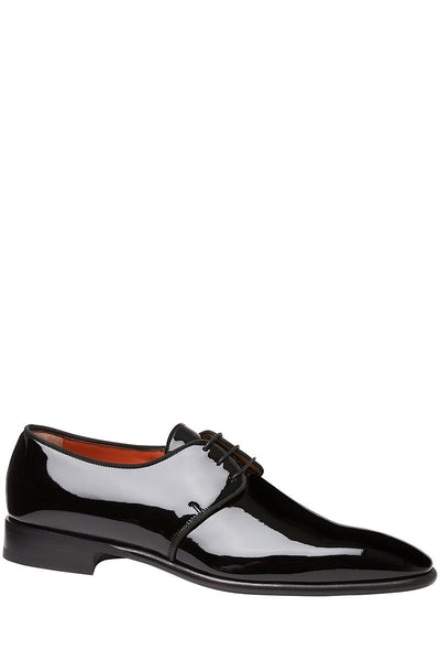 Santoni, Isogram Patent Formal Shoes