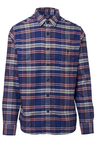 Faherty, Stretch Seaview Flannel