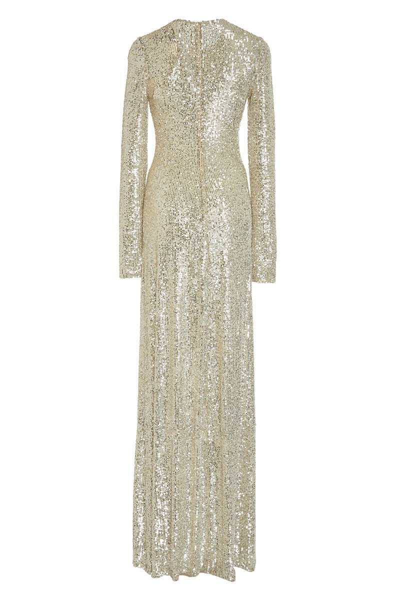Naeem Khan, Sequin Gown
