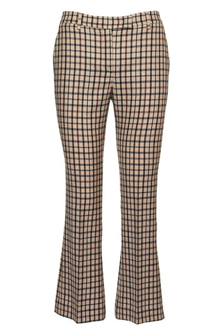 Nellie C Check Pant