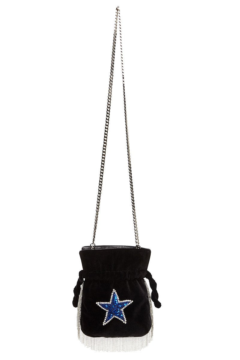 Nano Trilly Disco Star Crossbody