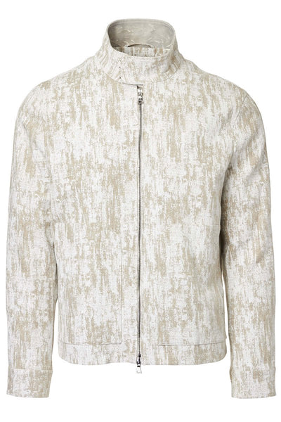 John Varvatos, Brushed Linen Jacket