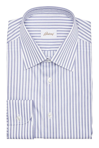 Brioni, Striped Dress Shirt
