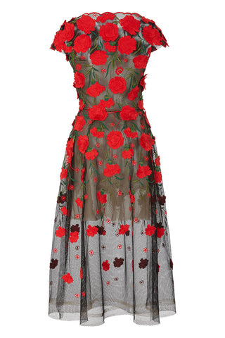 Oscar de la Renta, Rose Dress