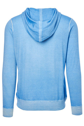 Cashmere Dyed Hooded Sweater