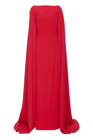 Carolina Herrera, Cape Gown