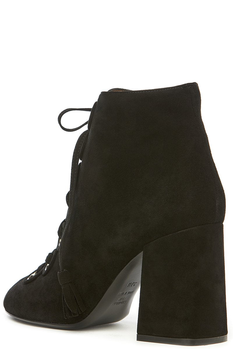 Laurence Dacade, Paddle Lace-Up Booties