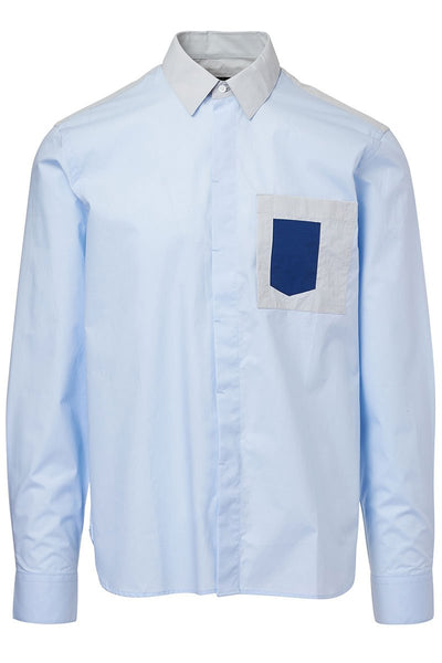 P.L.C., Double Pocket Shirt