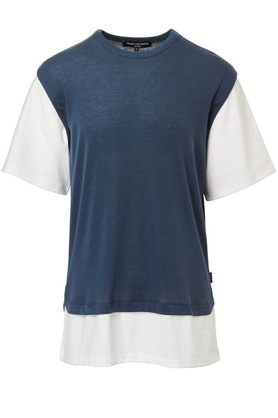 P.L.C., Layered Short Sleeve Tee