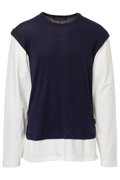 P.L.C., Layered Long Sleeve Tee