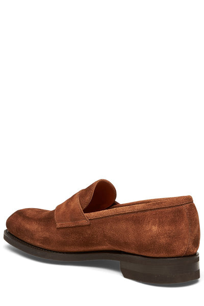 Principe Reverse Stitch Loafers