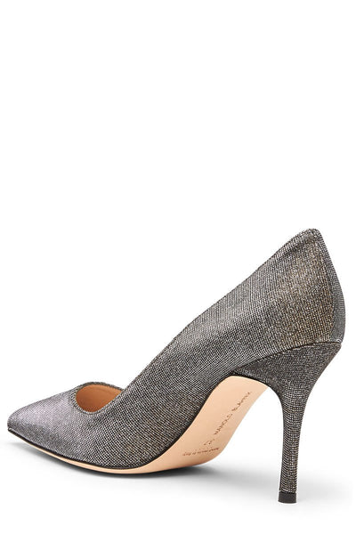 Manolo Blahnik, BB Metallic Pumps