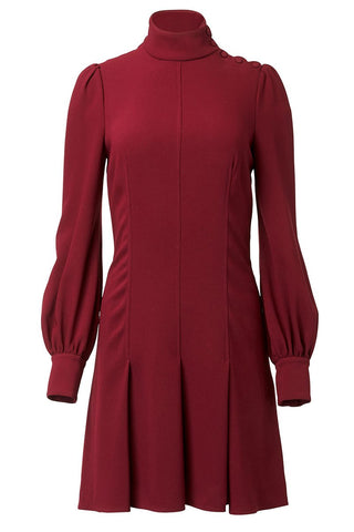 Proenza Schouler, Long Sleeve Crepe Dress