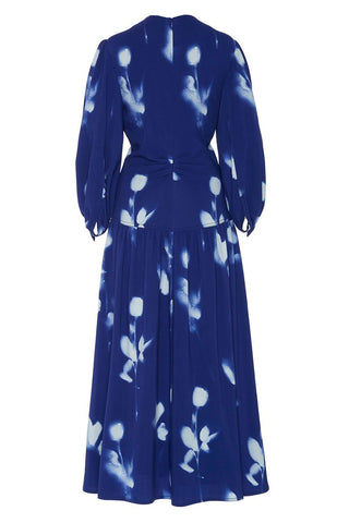 Proenza Schouler, Abstract Printed Cady Dress
