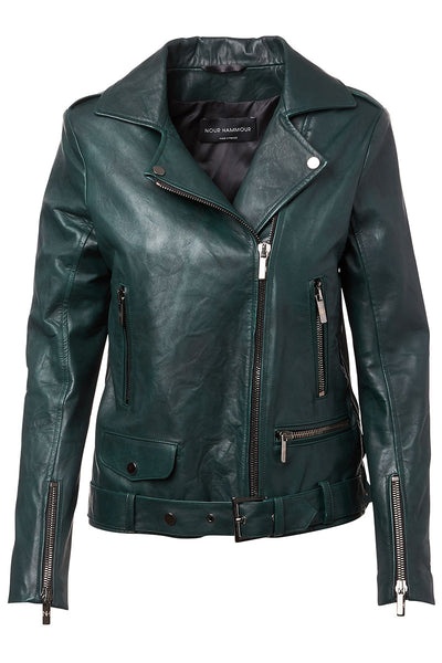 Republique Leather Jacket