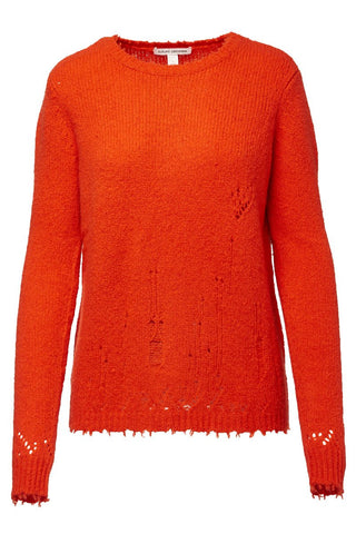 Autumn Cashmere, Distressed Crew