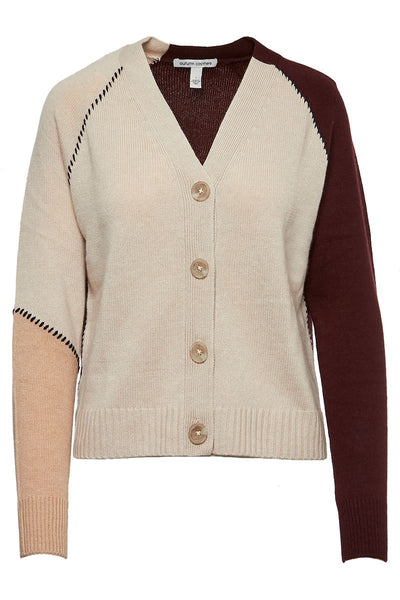 Whip-Stitch Cardigan