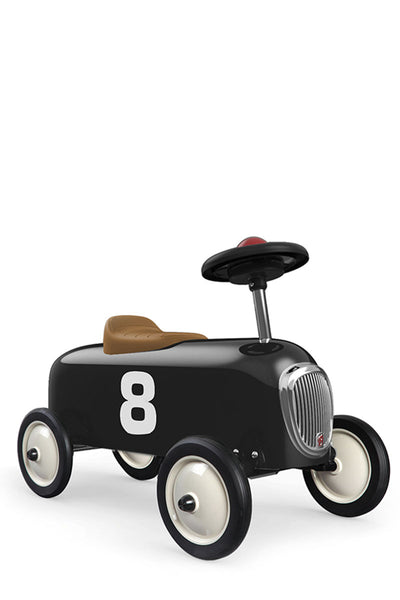 Ride-On Racer Car